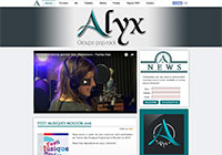 WEB : Groupe pop-rock Alyx
