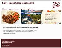 WEB - Café Restaurant de la Vallonnette